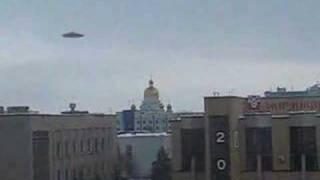 Saransk Russia  city photos : UFO above Saransk (Russia), 2007