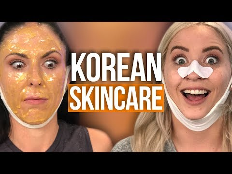 7 AMAZING Korean Skincare Products! (Beauty Break)