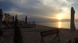 Perea beach, Thermaikos Riviera