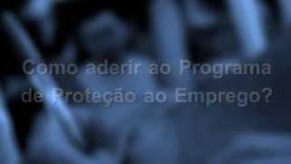 MTE TV Vídeo Tutorial: Como aderir ao Programa de Proteção ao Emprego