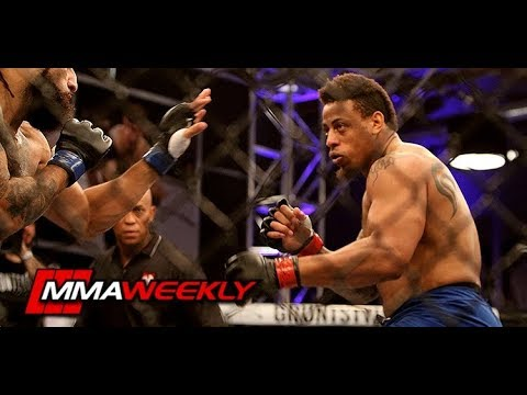 Greg Hardy On His First Professional Win and His Future  (Contender Season 2)