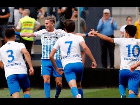 El Malagueño se impone a la Segoviana en la ida (1-0)