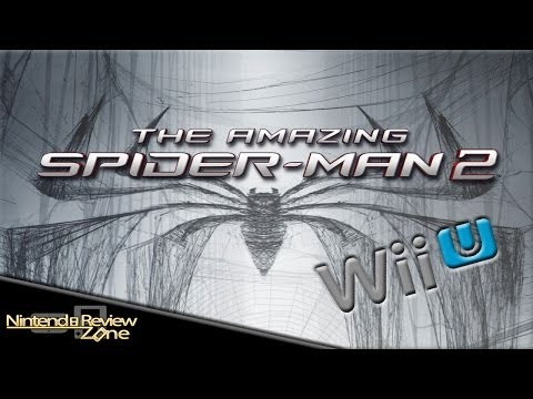 the amazing spider man 2 wii u review