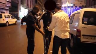 حملة تطهيرية لمحاربة الجريمة في الدار البيضاء