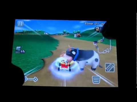 「[ゲーム]任天堂「マリオカート」を丸パクリした中国製iPhoneゲーム『MOLE KART』がひどい。」のイメージ