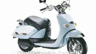 7. 2005 Aprilia Scarabeo 150 - Specification & Specs