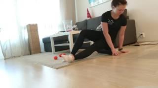 Helppo&nopea kehonhuolto jaloille