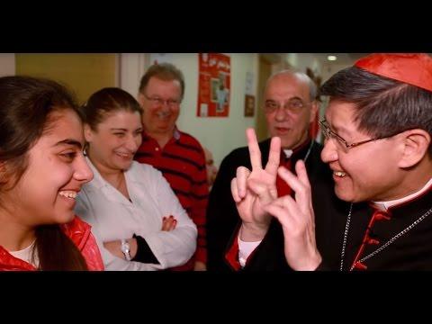 El cardenal Tagle: ¿Podemos trabajar por la paz en Siria?