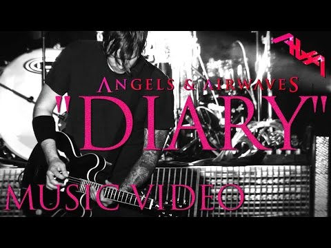 diary - Angels & Airwaves official music video for the track