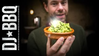 Next Level Secret Guac! | DJ BBQ by DJ BBQ
