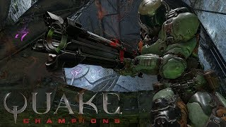 Видео к игре Quake Champions из публикации: Quake Champions перешел на стадию раннего доступа