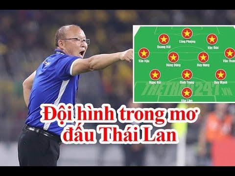 Đội hình mạnh nhất Việt Nam đấu Thái Lan ở Kings Cup 2019: Siêu tấn công - Thời lượng: 10:13.