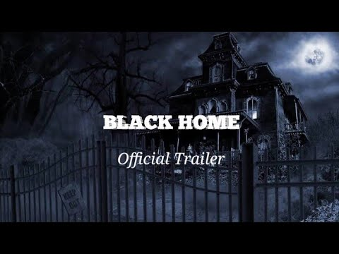 BLACK HOME | official trailer |  malayalam horror web series | KUDA