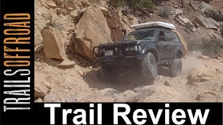Fixit Pass Trail Review and Guide in Central Utah - 4k UHD