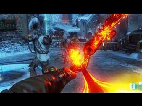 Magma Bow! I Der Eisendrache I Black Ops 3 Zombies (видео)