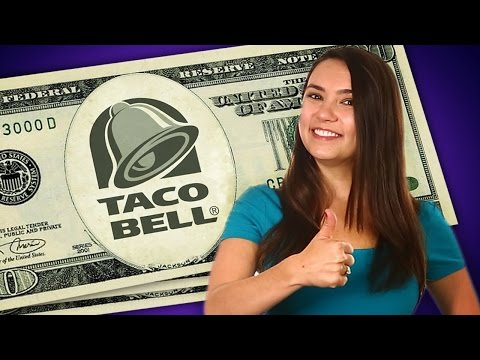 Scam - Good job, Taco Bell, for trying to pull off the worst scam ever and getting busted by your teenage employee. (Slow Clap) Our Sources: http://aol.it/1t72RaF, http://bit.ly/1p5QVyg Buy...