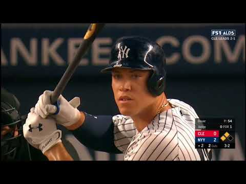 2017 ALDS Game 4 - Cleveland Indians at New York Yankees 30 Minutes