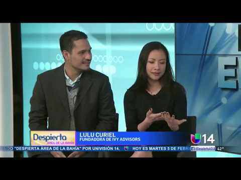 Leadership quotes - Top Leadership Speaker features Ivy Advisors' MBA program live on Univision
