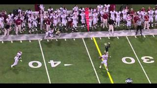 Robert Griffin III vs Oklahoma 2011