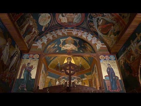 DIRECT Sfanta Liturghie - Sainte Liturghie, 29/03/2020 LIMOURS