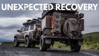 Video S1:E26 Recovery on the Dempster / Saving the Aussies - Lifestyle Overland MP3, 3GP, MP4, WEBM, AVI, FLV Februari 2019