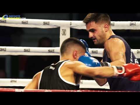 Ioseba Diaz vs Reni Arregi 1