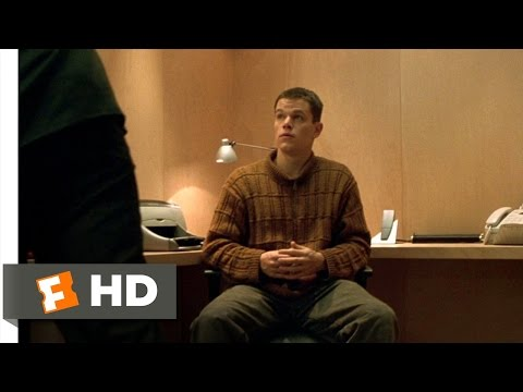The Bourne Identity (3/10) Movie CLIP - My Name Is Jason Bourne (2002) HD