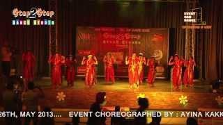 Kafirana | Joker |  Lavani Dance | Dance Performance BY Step2Step Dance Studio