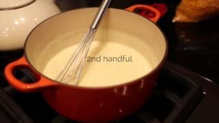 Easy Homemade Cheese Sauce Recipe