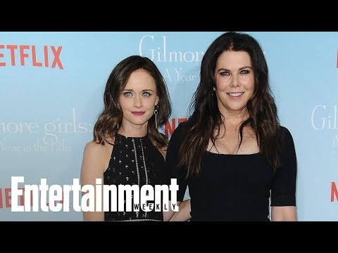 Lauren Graham's Sweet Message To Alexis Bledel Post Emmy Win | News Flash | Entertainment Weekly
