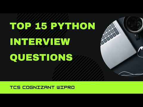 Python questions asked in TCS interview   TCS NQT 2021