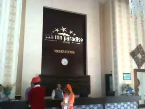 Otel Animasyon Ekibimizden Kareler