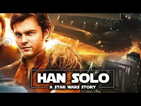 New Han Solo Movie - New Official Teases in 2018! Kessel Run and Trailer Details!