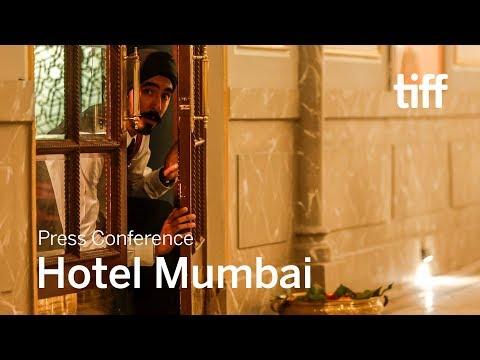 HOTEL MUMBAI Press Conference   TIFF 2018