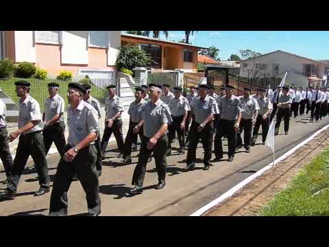 Desfile dos reservistas em homenagem aos 50 anos de Maximiliano maximiliano de Almeida - parte-2