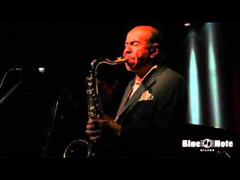 Benny Golson Quartet feat. Antonio Faraò - Whisper not - Live @ Blue Note Milano