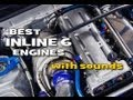 six engines with sounds