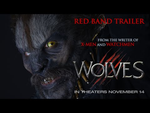 WOLVES (2014) Official RED BAND Trailer