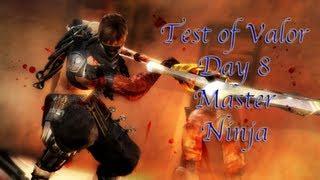 Video Ninja Gaiden 3: Razor's Edge - Test of Valor (ToV)  Day 8 - Master Ninja MP3, 3GP, MP4, WEBM, AVI, FLV Desember 2018