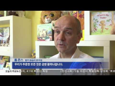 지구촌 '피젯 스피너' 열풍 5.18.17 KBS America News