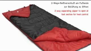 Летний спальник-одеяло. High Peak Ranger