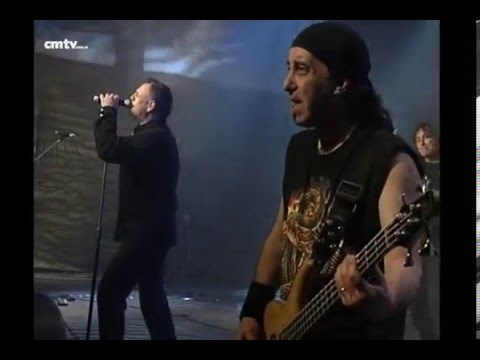 Almafuerte video Pensando en llegar - Metal Rock Festival 2008