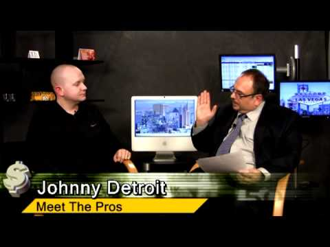 Meet the Pros: Johnny Detroit (2 of 2)