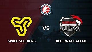 SSoldiers vs ALTERNATE, game 1
