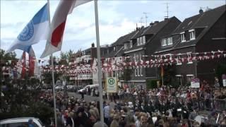 Schützenfest Düsseldorf Flehe 20140817 Parade 2