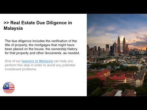 Purchase a Property in Malaysia