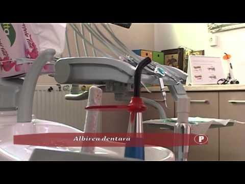 (P) Albirea dentară