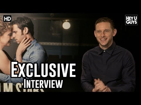 Jamie Bell - Film Stars Don't Die In Liverpool Exclusive Interview