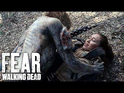 Fear the Walking Dead Mid-Season 6 Finale Trailer