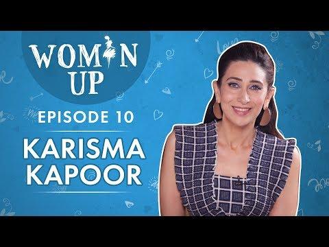 Karisma Kapoor on being ridiculed for her looks, single parenting, Samaira & Kiaan | Woman Up
